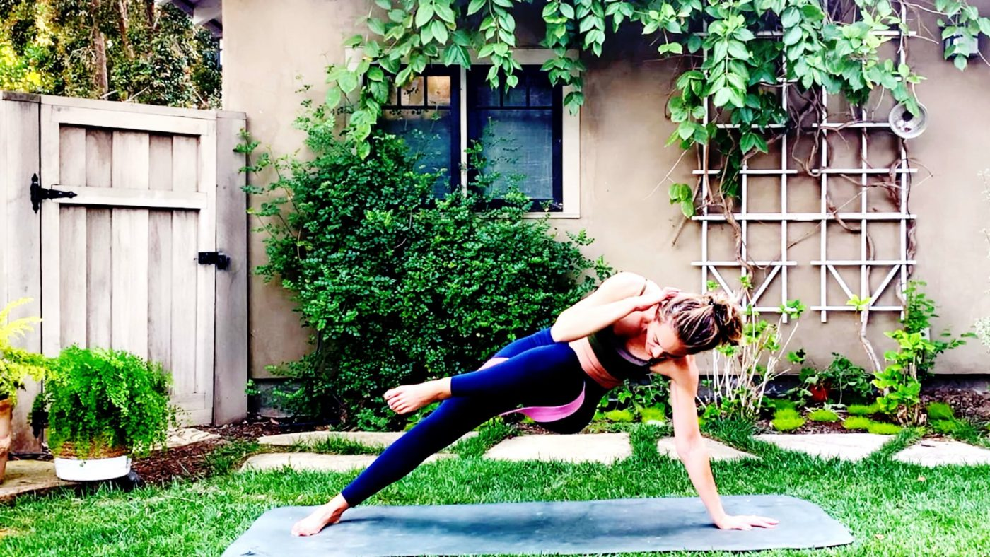 15 Minute Ab Sculpting Workout, Day 6 to a Stronger Core by Gone Adventuring