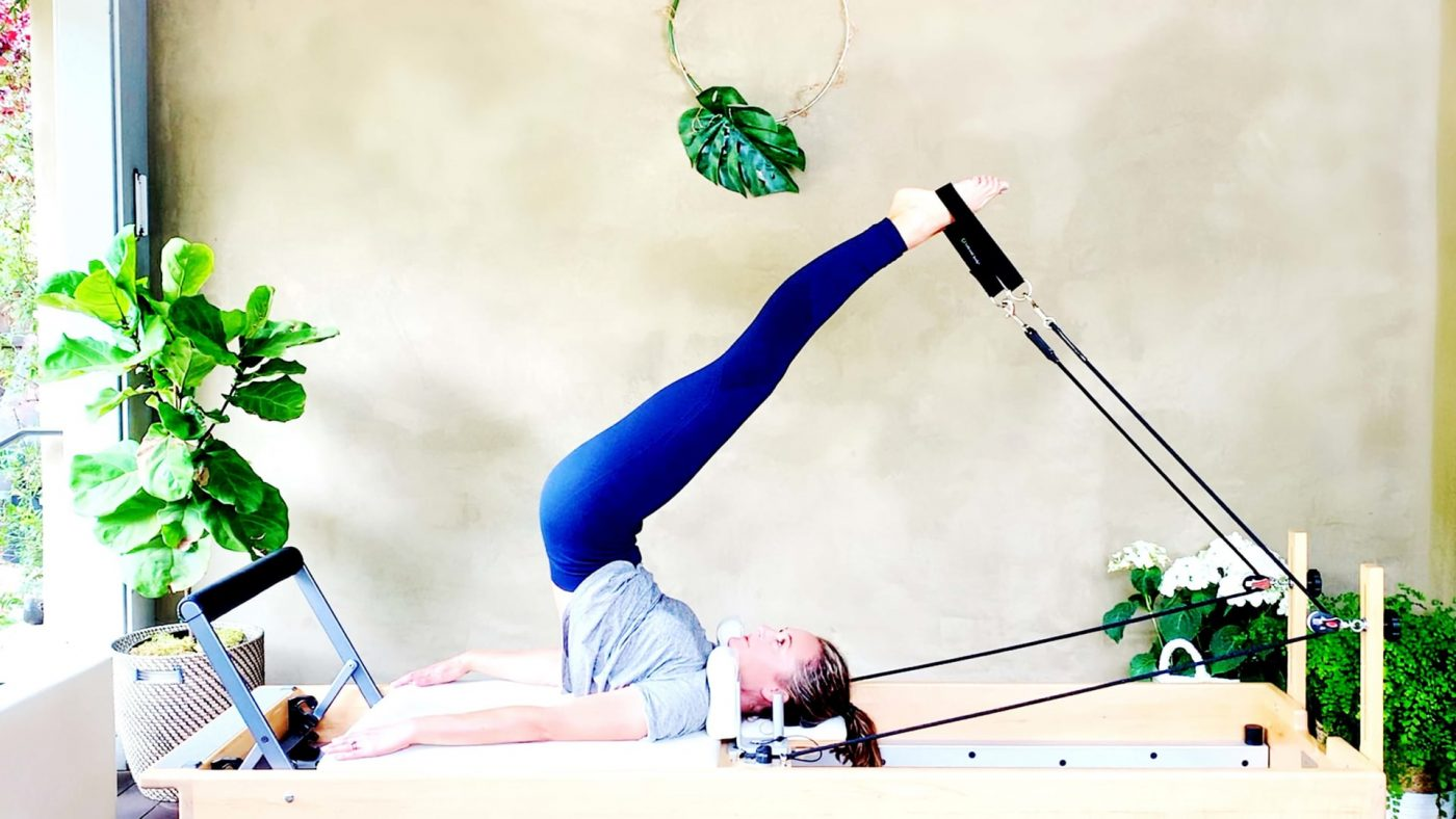 Small Improvements = Big Changes, Classical Reformer Pilates, Day 5 by Gone Adventuring