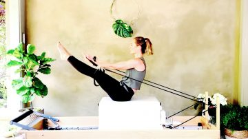 Pilates Principles Theme: Breath & Flow for Day 7 Classical Reformer by Gone Adventuring