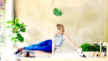 """How To: The Snake and Twist: a """"How To"""" Pilates tutorial by Gone Adventuring"""