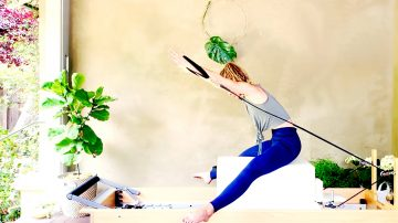 """How To: The Horseback: a """"How To"""" Pilates tutorial by Gone Adventuring"""