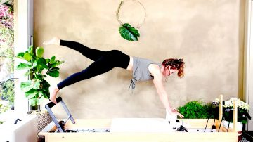 Joseph Pilates Classical Reformer Sequence Start to Finish - The Finalé! by Gone Adventuring