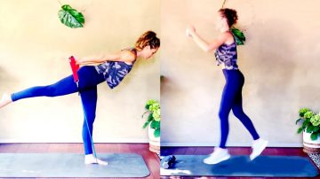 Total Body Sculpt + Cardio Tabata Sweat by Gone Adventuring