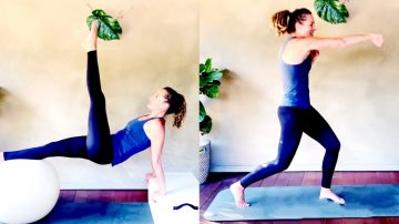 20 MIN Beach Babe Abs + 14 MIN Total Body Tabata by Gone Adventuring