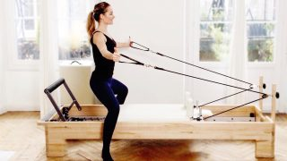 Burn & Firm REFORMER LIVE CLASS,Wednesday with Gone Adventuring
