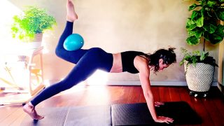 Full Body Conditioning Workout, Dynamic Mat Pilates by Gone Adventuring