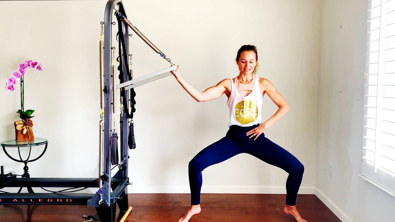 Elongating Tower Workout - Posterior Chain Exercises - Gone Adventuring
