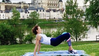 Glutes & Hamstrings, from Amboise, France