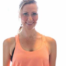 Abigail Larsen - Pilates instructor