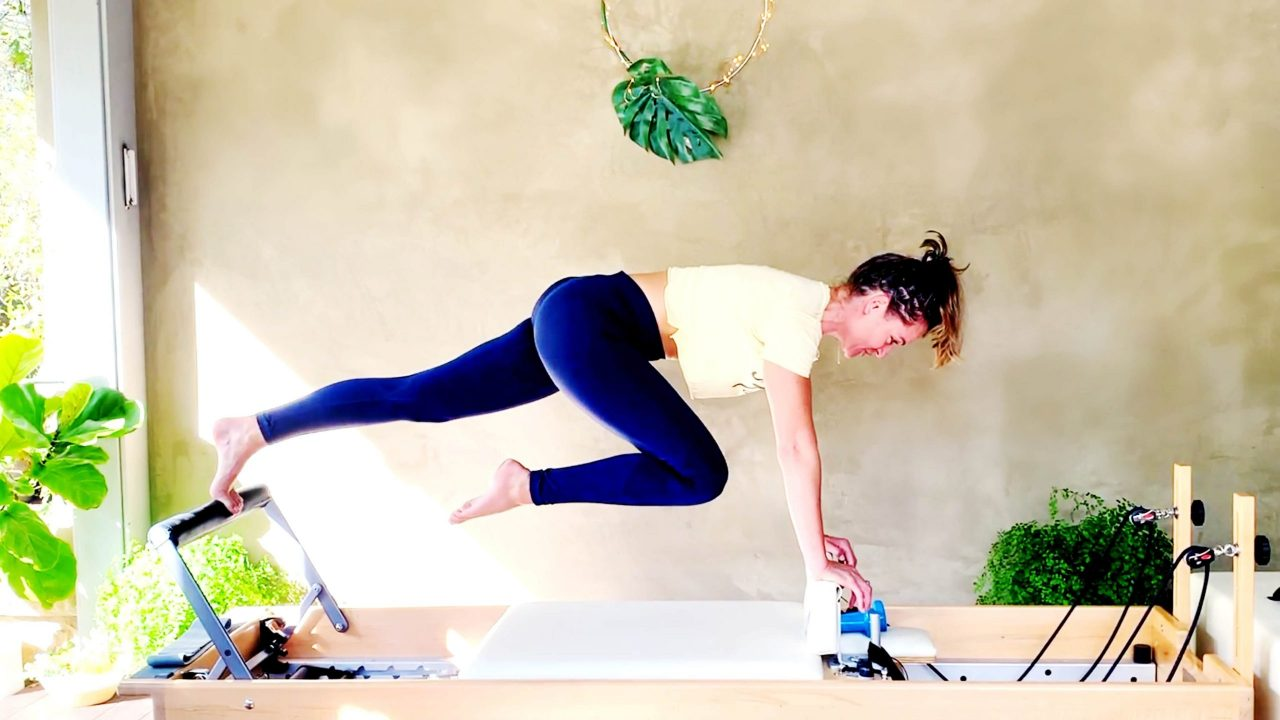 Day 14: Building Upper Body Strength for a balanced & lean body by Gone Adventuring