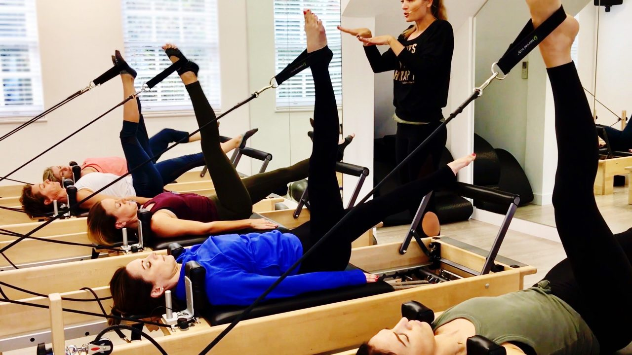 Athletic Reformer Master Class Live from London by Gone Adventuring