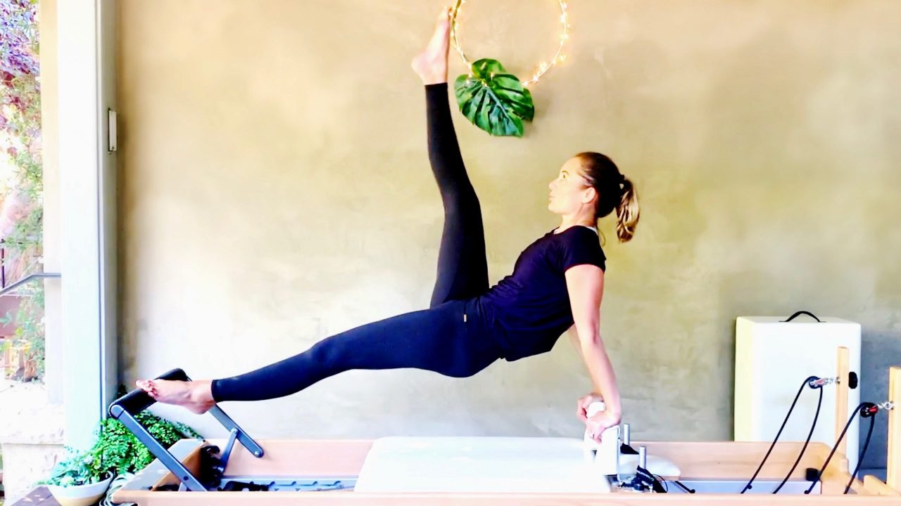 Classical Pilates Reformer Fly Over & Flow Through by Gone Adventuring
