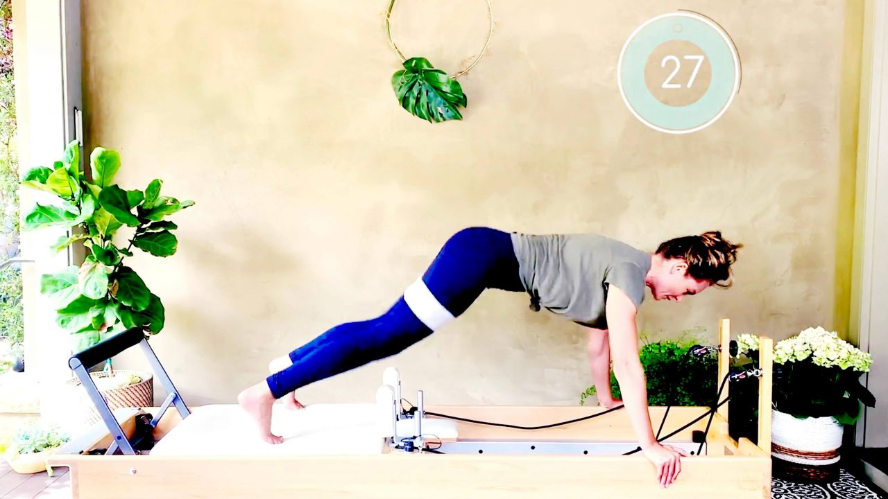 Booty Banded Planks Galore ...and More, Rock your Abs, Day 21 by Gone Adventuring