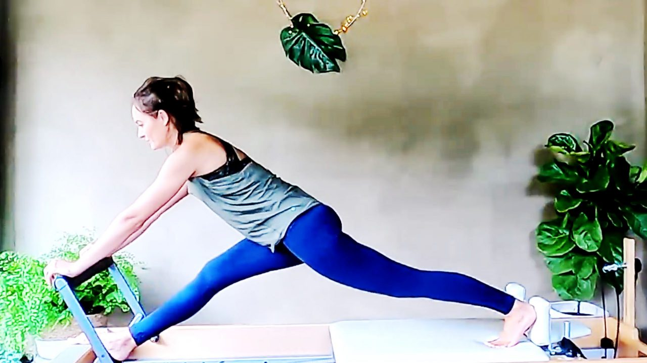 Flexibility Stretches for Legs, Low Back and Spine - Building Length & Strength by Gone Adventuring