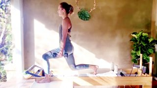Weight Training meets Classical Pilates for Ab & Lower Body Punch by Gone Adventuring