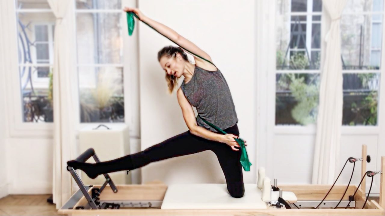 Reformer session, Beyond Limits w/Springs & Things by Gone Adventuring