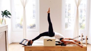 REFORMER Stretch Break, Delicious Full Body by Gone Adventuring