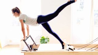 Friday Fire: HIIT REFORMER Circuit LIVE CLASS by Gone Adventuring