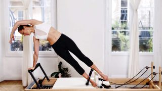 reformer with props, Full Circle Fit by Gone Adventuring