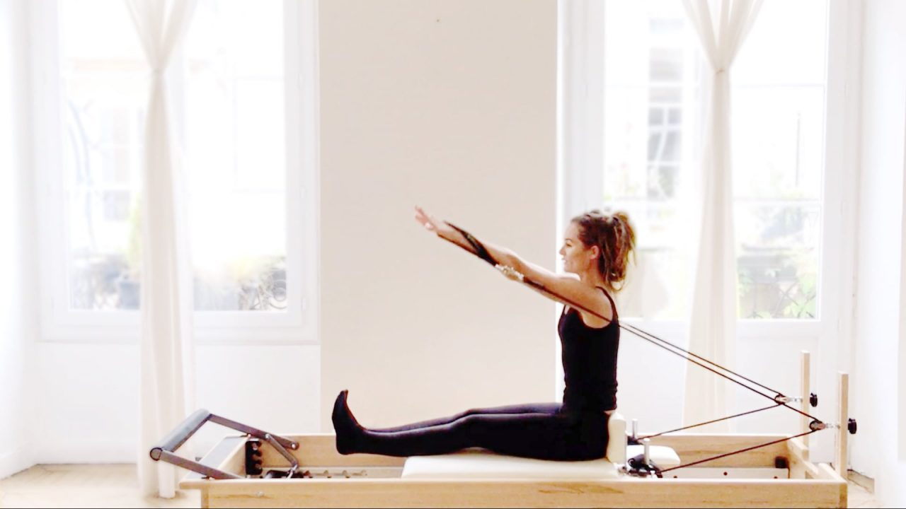 REFORMER w/props, Gentle Fit Flow by Gone Adventuring