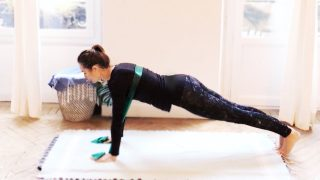 pilates neutral spine, How To: QUADRUPED & PLANK -Gone Adventuring