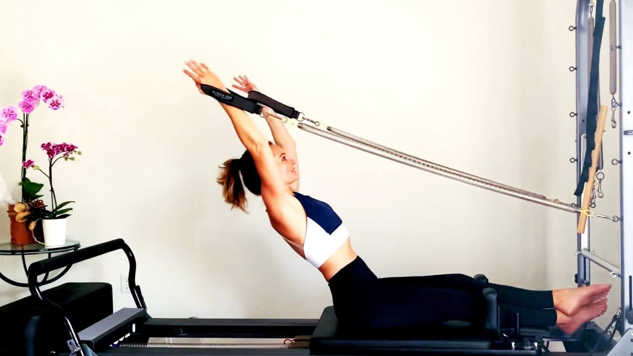 Full Body Resistance Training workout with Reformer/Tower Combo by Gone Adventuring