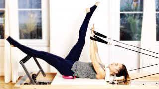 No Crunches, Absolute ABS! PILATES REFORMER by Gone Adventuring