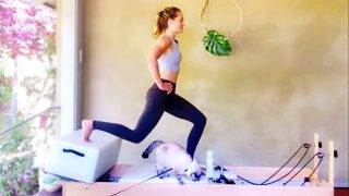 Sculpting Reformer workout, Pilates Classics meet HIIT, Live Replay by Gone Adventuring