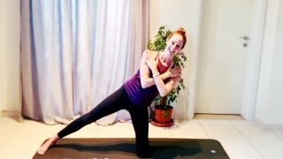 Full Body Flow on the Mat with Victoria, Live Replay on Gone Adventuring