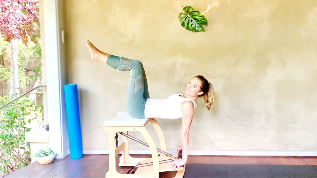 Postural Exercises Healthy HIPS - Part 2 by Gone Adventuring