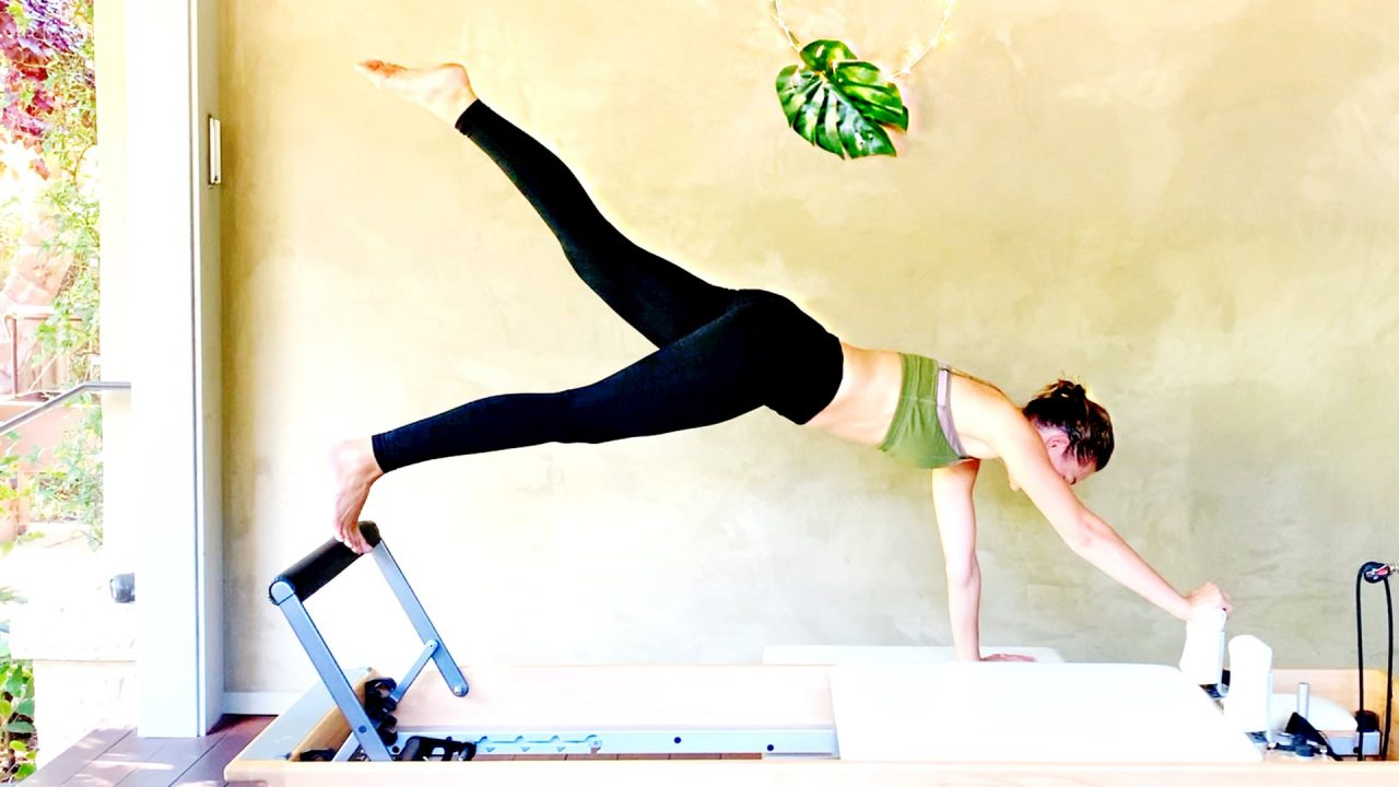 Athletic Reformer Pumped Challenge by Gone Adventuring