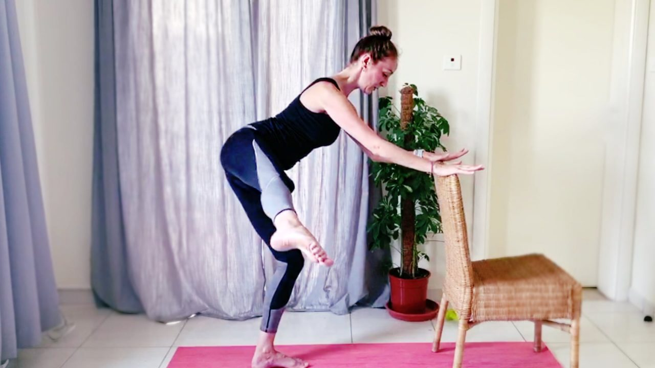 Total Body Dance around that Booty Barre with Victoria by Gone Adventuring