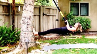 Inner Strength Suspension Training, Center-out! by Gone Adventuring