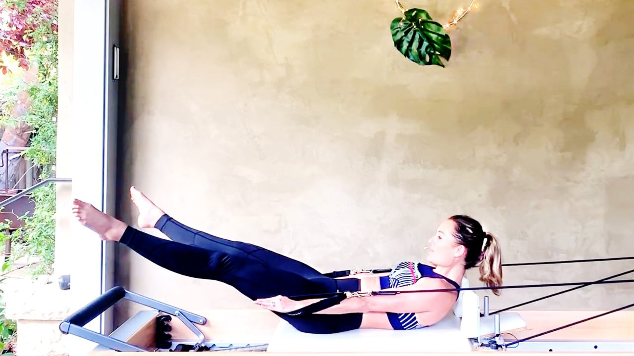How To: Coordination Pilates exercise Tutorial by Gone Adventuring