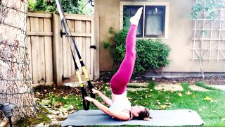 Planks & Pliés Pilates Style Suspension by Gone Adventuring