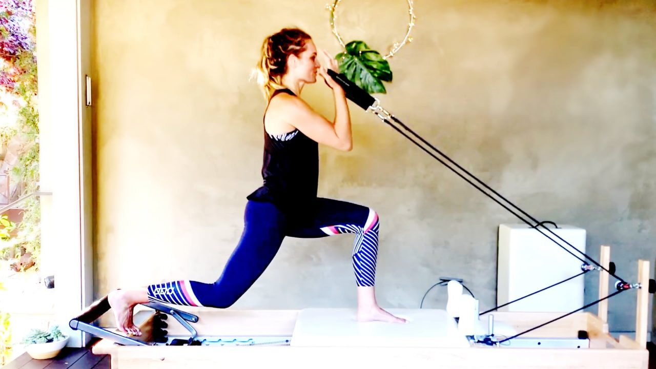 The Runner's Workout 1, PILATES REFORMER by Gone Adventuring