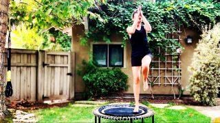 Bounce, Barre & Plyometrics Workout