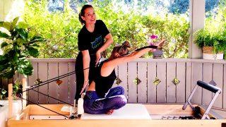 Beginner Pilates Reformer, Part 1 by Gone Adventuring