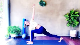Full Body Stretch Session: on its own, before, or after a workout! by Gone Adventuring
