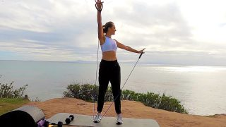 Day 7: Your Full Body Tone Workout Outdoors, for that Hourglass Figure⌛! with Gone Adventuring