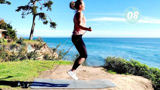 Day 11: This Weighted Cardio Workout packs a punch by Gone Adventuring
