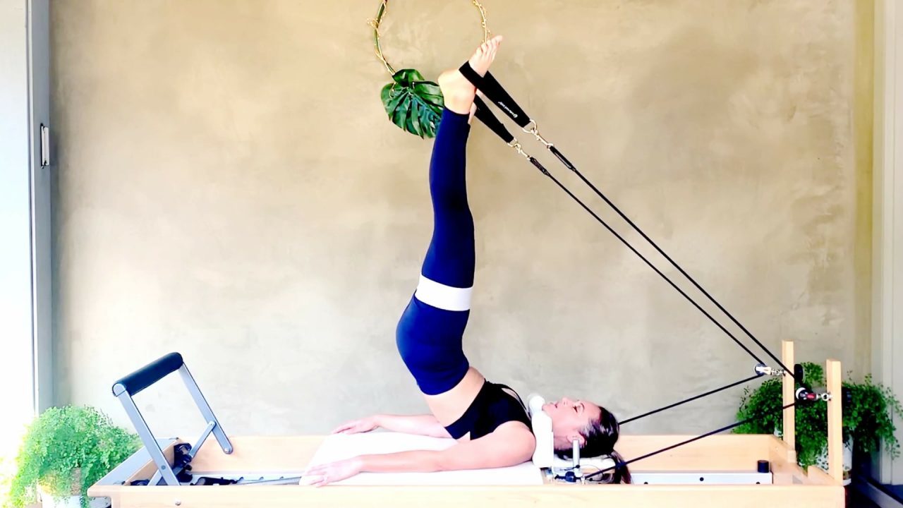 Day 23: Classic Pilates Legs Workout, Long & Leaner by Gone Adventuring