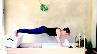 Day 26: ALL About Planks, Upper Body workout for women & men by Gone Adventuring
