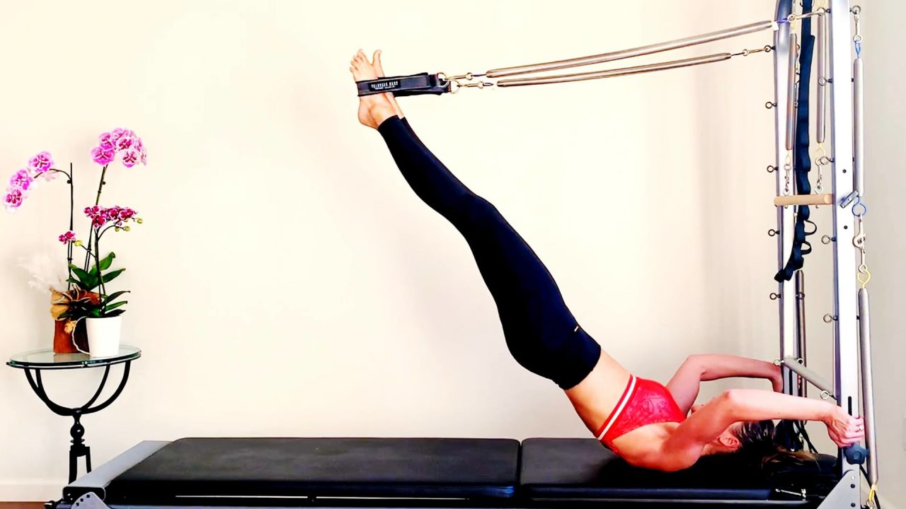 All Around the Roll Down Bar on the Pilates Cadillac Reformer by Gone Adventuring