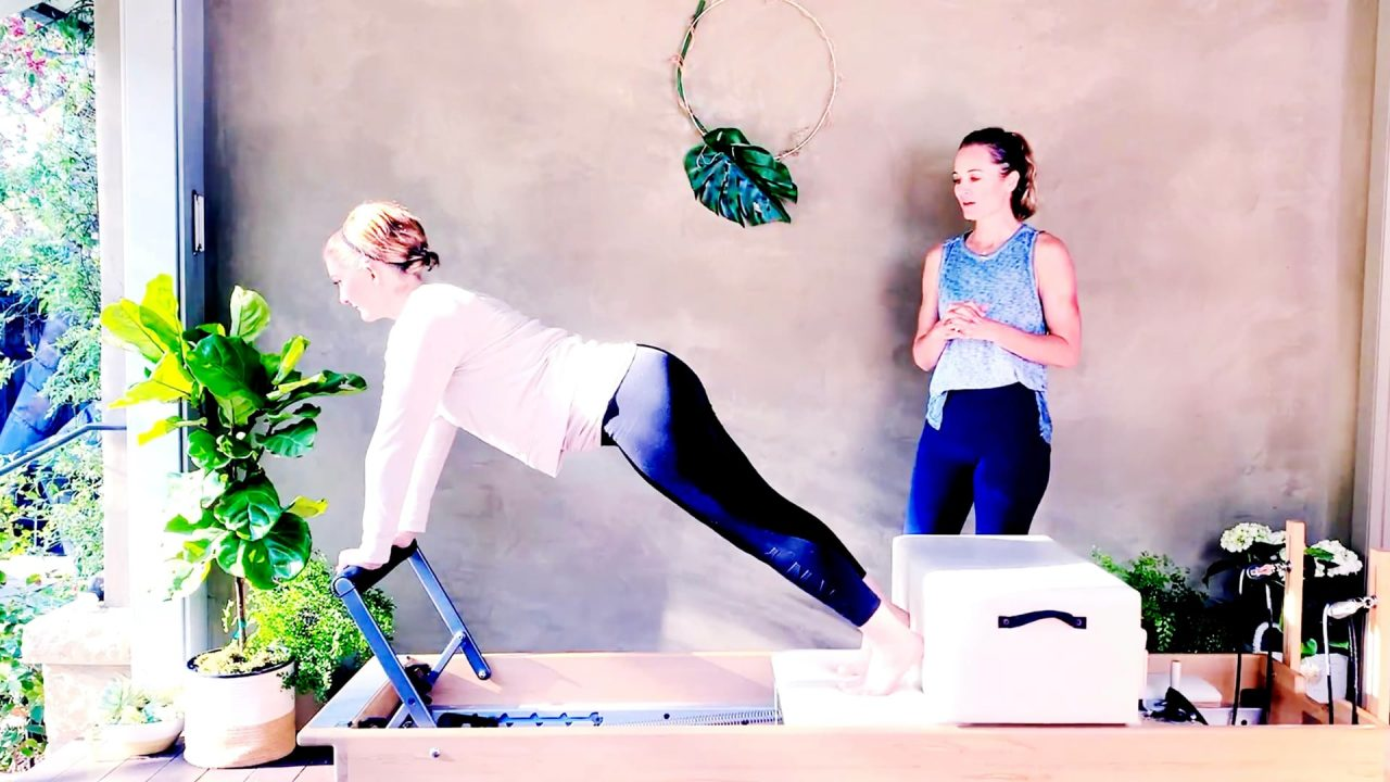 Prenatal Pilates for Balance, Strength & Stature at 18 weeks by Gone Adventuring