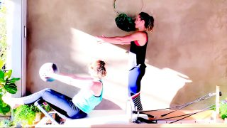 Pilates for Prenatal at 16 weeks & everyone else too, Full Body Routine! by Gone Adventuring