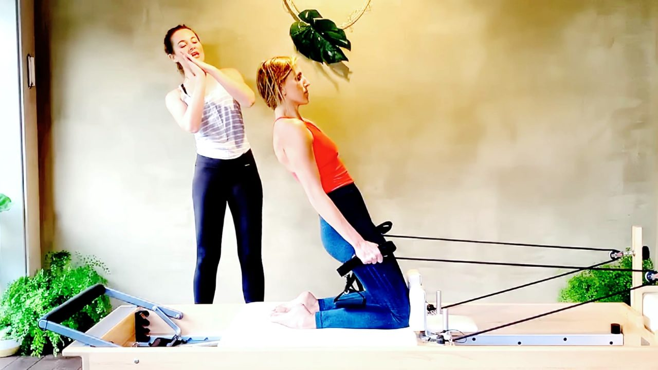 Improving your Pilates Practice, Beginner Reformer Series, Part 5 by Gone Adventuring