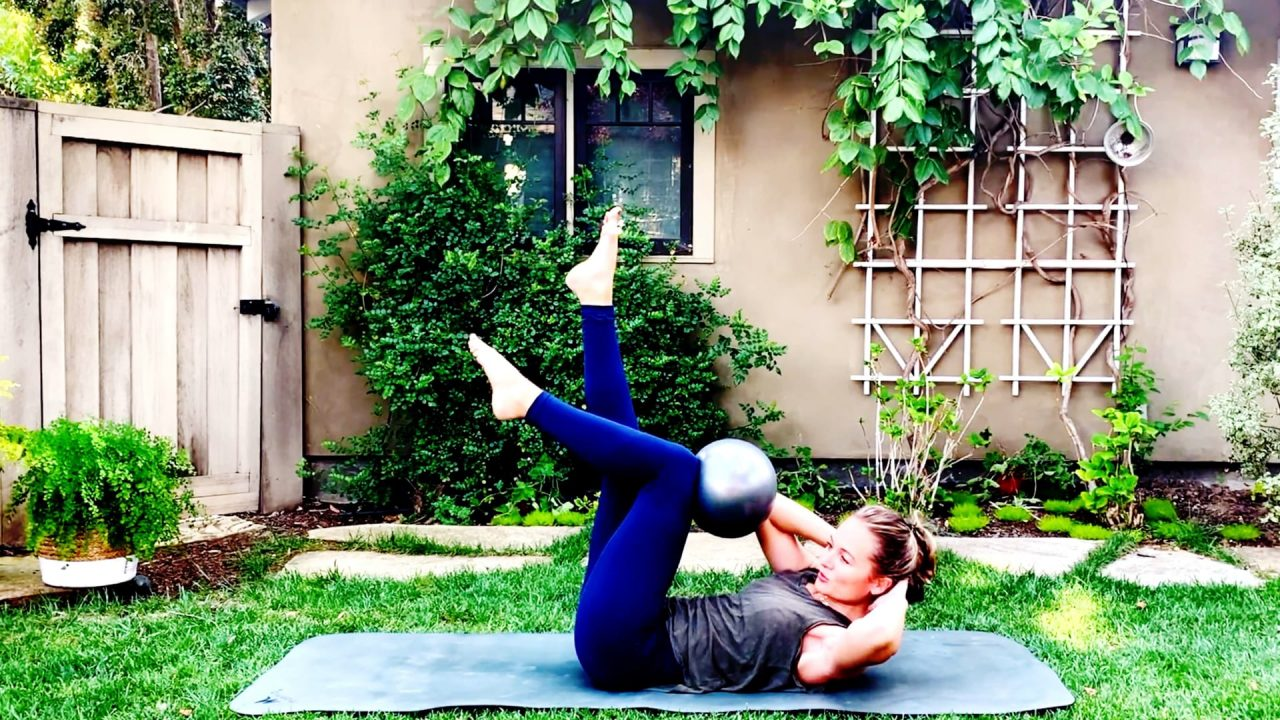 Deep and Isolated Obliques Home Workout, Day 5 on the Mat by Gone Adventuring