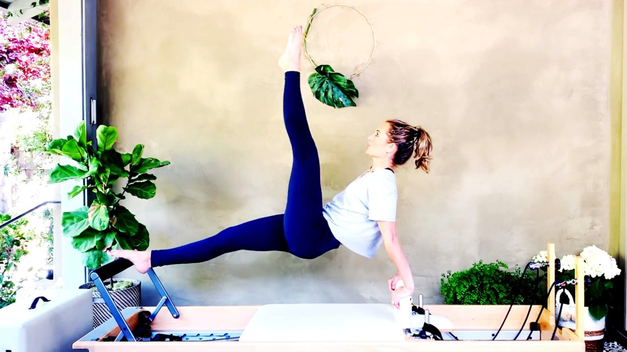 Precision of Movement = Great Reward, Day 10, Classical Reformer by Gone Adventuring
