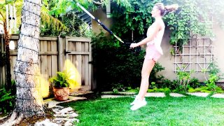Quick TRX Workout for Strength, Balance and Flexibility by Gone Adventuring